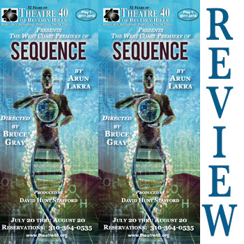 Review of Sequence at Theatre 40