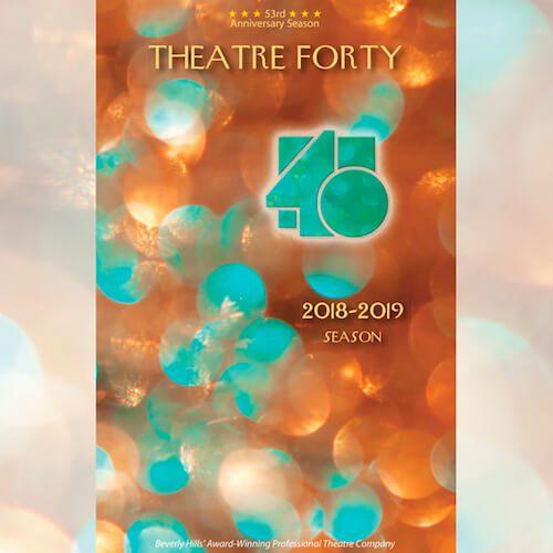 Theatre 40 2018-2019 Season Subscription