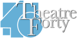 Theatre 40 Logo