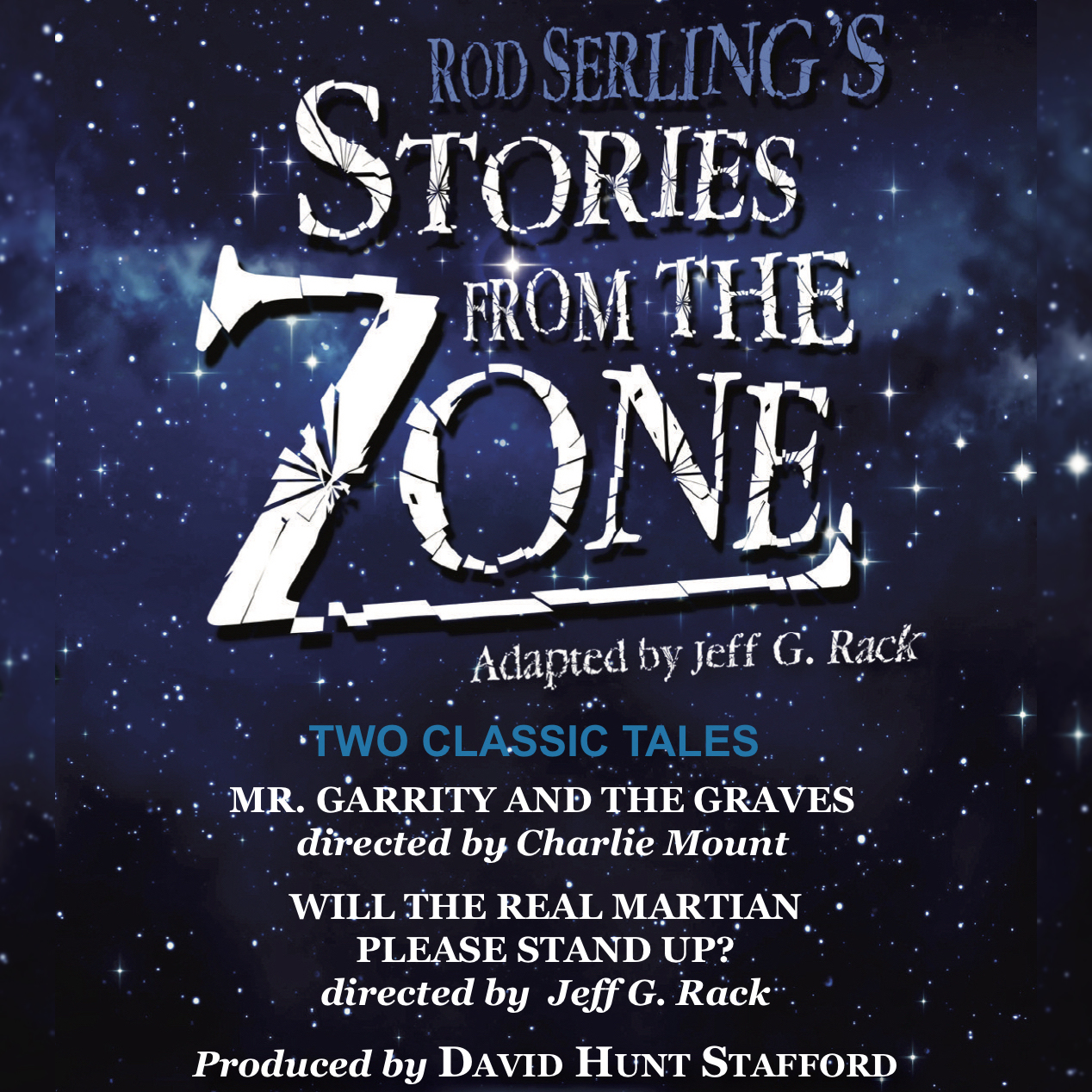 Stories from the Zone @ Reuben Cordova Theatre