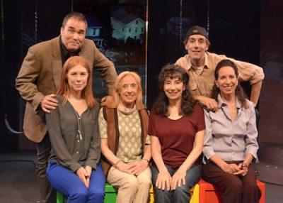 26 Pebbles at Theatre 40 - Cast
