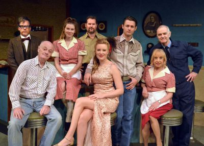 Bus Stop at Theatre 40 - Cast