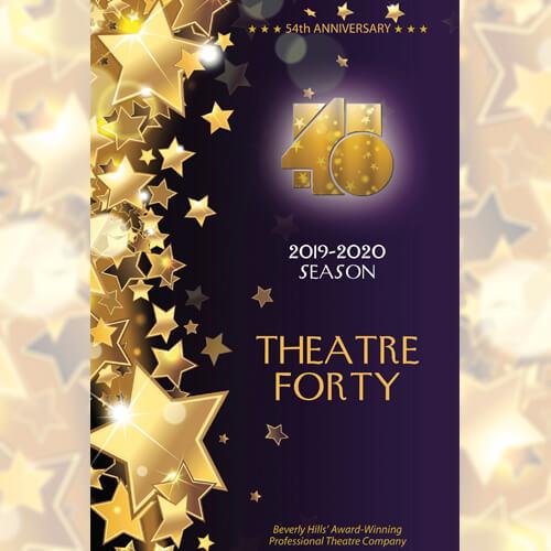 Theatre 40 2019-2020 Season Subscription