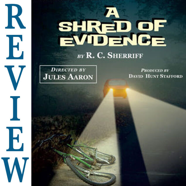 A Shred of Evidence at Theatre 40