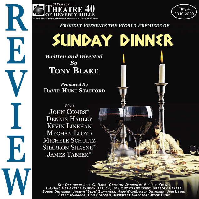 Review of Sunday Dinner at Theatre 40