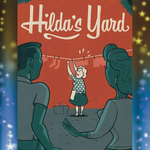 Hilda's Yard at Theatre 40
