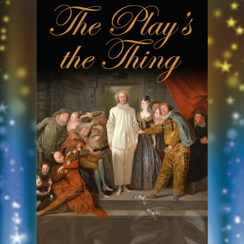 The Play's The Thing at Theatre 40